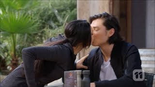 Leo and Mishti kiss scene ep 7732