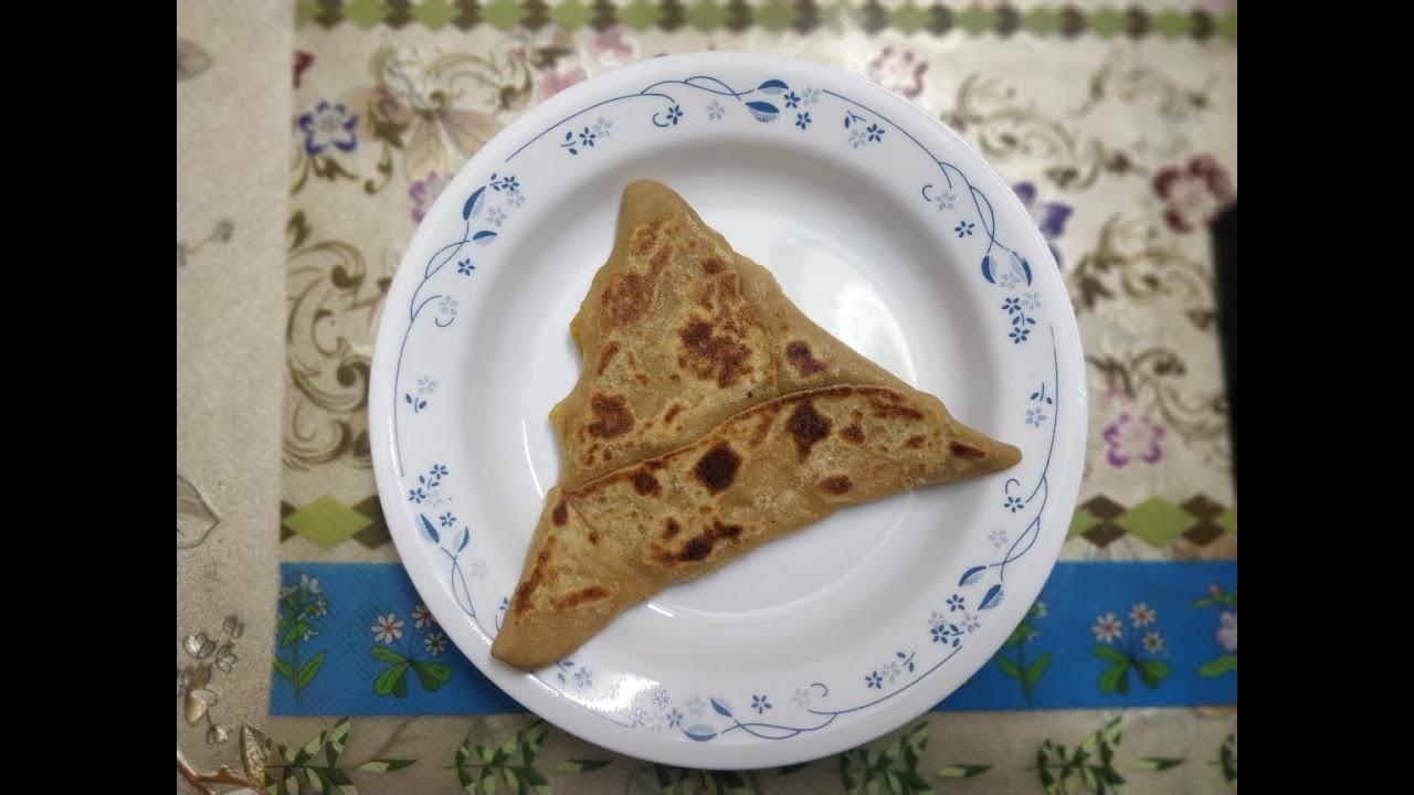 how to make aloo chapati