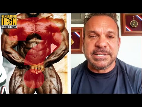 Rich Gaspari Predicts The Most Promising New School Bodybuilders That Will Rise To Success