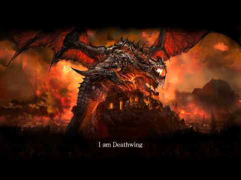 Dragon Soul Deathwing - World of Warcraft voice