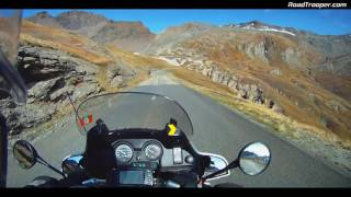 Incredible Motorcycle Rides - Col de l'Iseran - French Alps