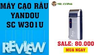 Mua Máy Cạo Râu Yandou SC W301U