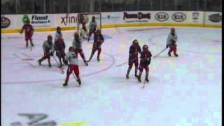 Chicago Hawks Squirt NIHL October 25th, 2015 Second Intermission