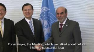 Remarks by Hiromasa Ikeda Vice President of Soka Gakkai International SGI
