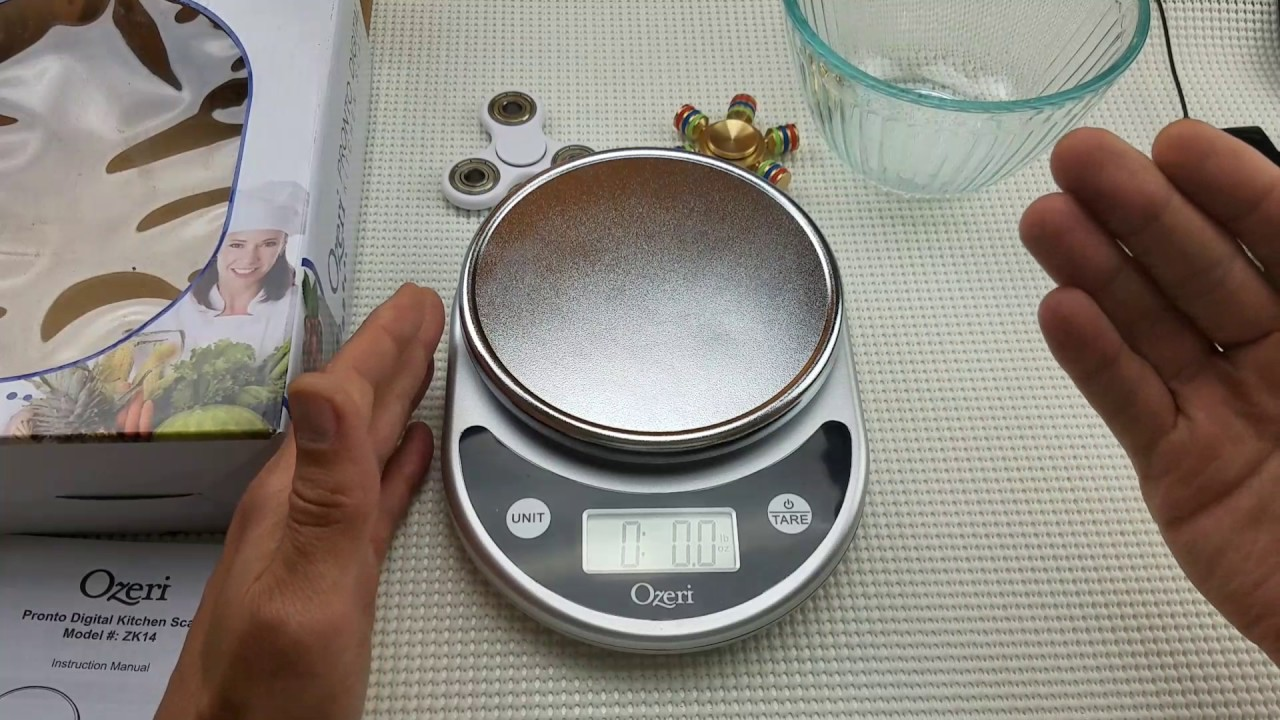 The 10 Best Food Scales