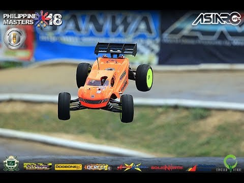 Philippine Masters 2018  Truggy A Main Final