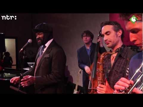 Be Good - Gregory Porter - live in Amsterdam at Radio 6