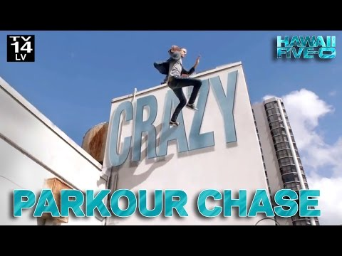Hawaii Five-0 Parkour