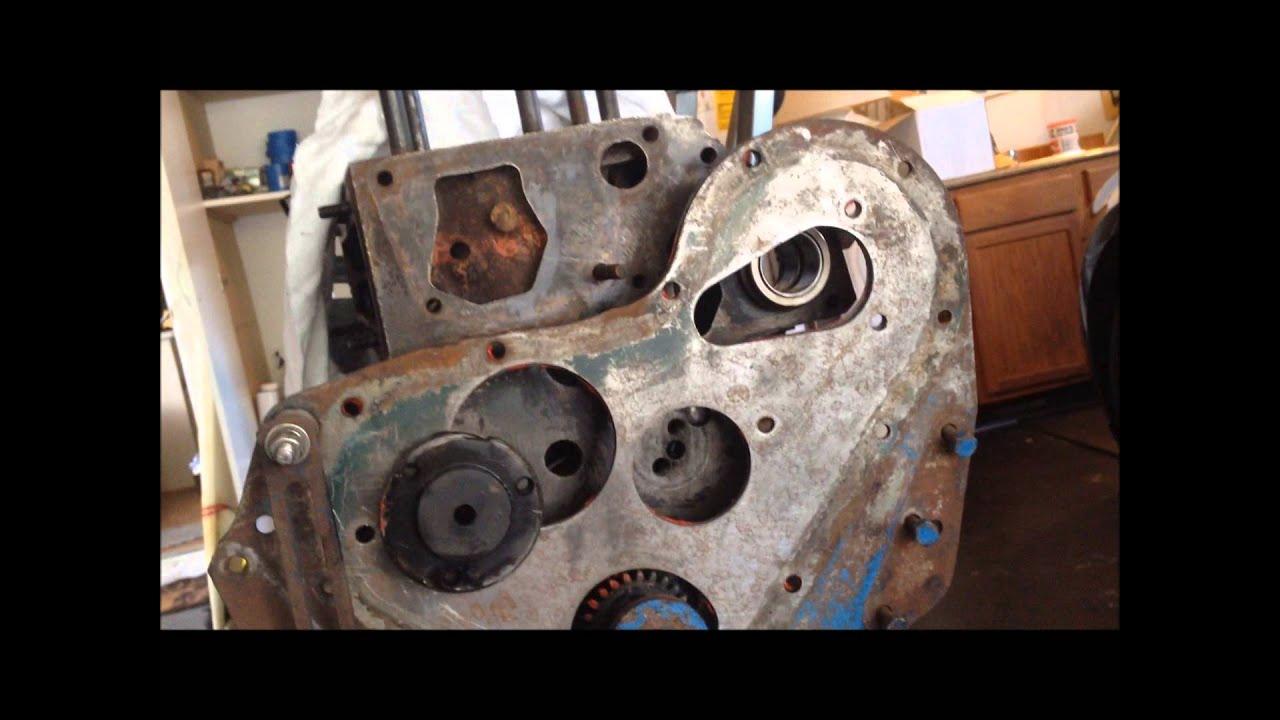 Perkins 4 108 Engine rebuild