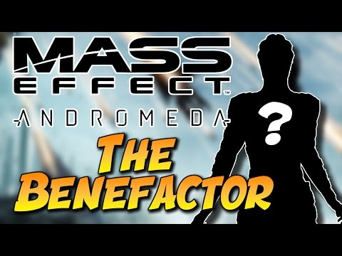 Who is the Benefactor Theory - Mass Effect Andromeda