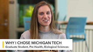 My Michigan Tech: Jill Poliskey