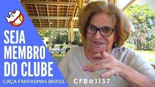 Seja Membro do Clube Caça Fantasmas Brasil #1137