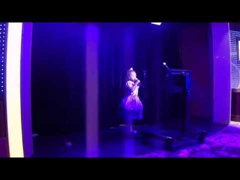 Karaoke on Disney Dream