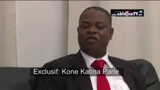 Création de la monnaie ivoirienne et la France-Afrique : commentaires de Kone Katina