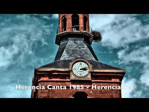 herencia canta 1985