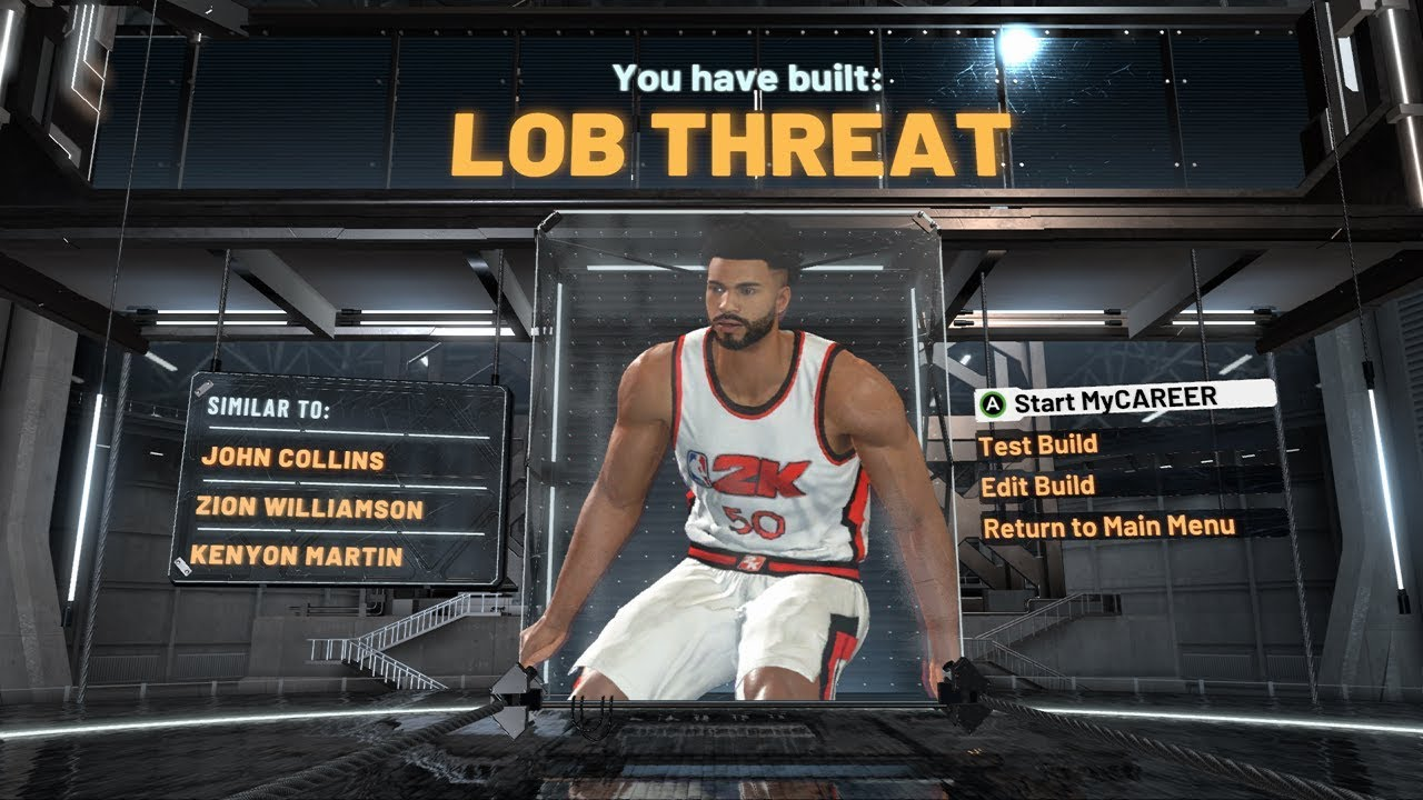 Top 3 Power Forward Builds Patch 7 In Nba 2k20 Most Overpowered Power Forward Builds In 2k20 Youtube