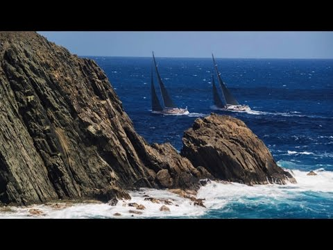 Rolex Swan Cup Caribbean 2017 - Highlights