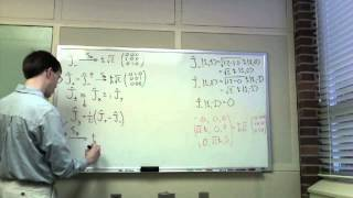 Spin-1 matrix for the lowering operator, and J_y eigenstates