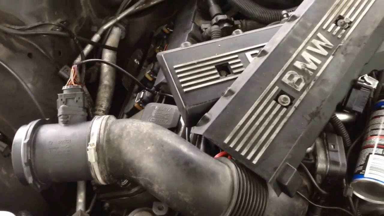 Bmw E53 X5 4 4i Update Hard To Start And No Throttle Response Fix You