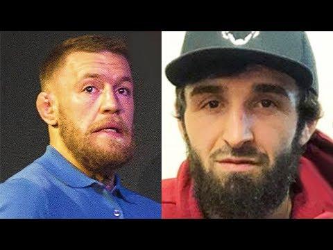 Мощное обращение к Конору / Магомедшарипов отказался от 5 раундов / UFC 244