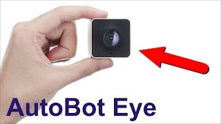 AutoBot eye видеорегистратор. Обзор. Пример видео.(, 2016-07-12T05:00:00.000Z)