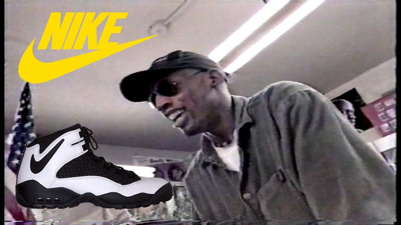 042cd20ad8f1 Dennis Rodman Nike Air Darwin Commercial 1994 - YouTube