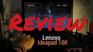 REVIEW LENOVO IDEAPAD 100 - LAPTOP ORIENTASI 180°? LAPTOP GAMING MURAH?