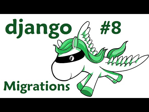 Database & Migrations - Django Web Development with Python 8