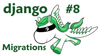 Database & Migrations - Django Web Development with Python 8(Welcome to Part 8 of our Django web development with Python tutorial. Remember how when you create a new app, the first thing you need to do is install it?, 2016-01-30T19:36:11.000Z)