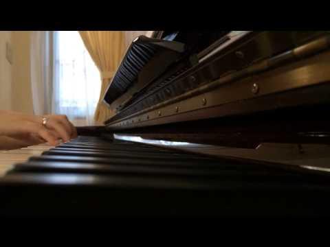 Cinta Terbaik - Cassandra Band (piano cover)