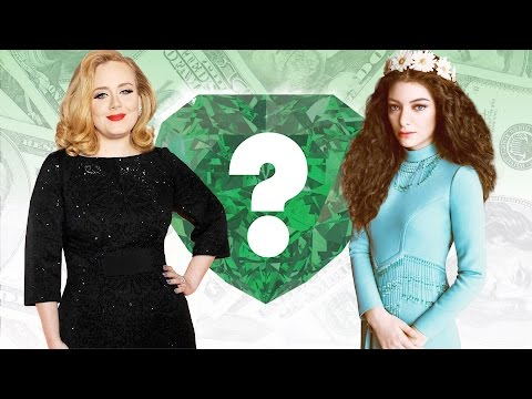 WHO'S RICHER? - Adele or Lorde? - Net...