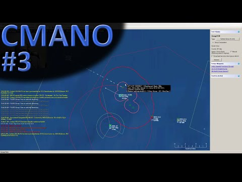 Command: Modern Air Naval Operations #3: First Contact