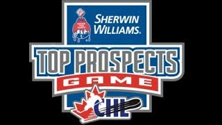 The Draft Analyst: 2018 CHL Top Prospects Game Highlights