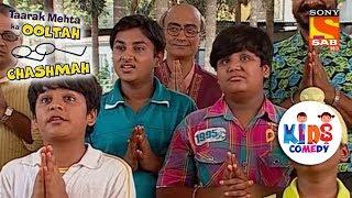 Tapu Sena Prays For A Good Result | Tapu Sena Special | Taarak Mehta Ka Ooltah Chashmah