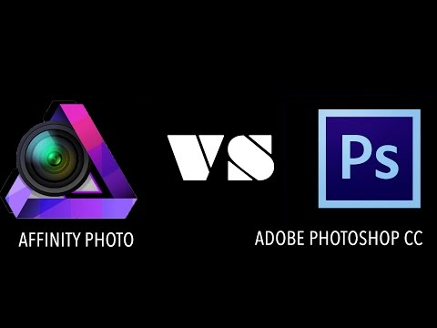 Affinity Photo - A Real Photoshop Competitor?