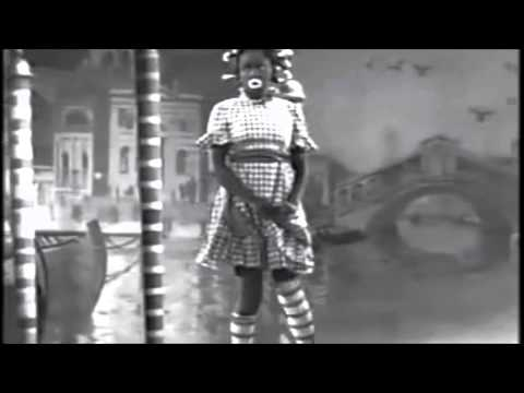 African American popular music: minstrel shows