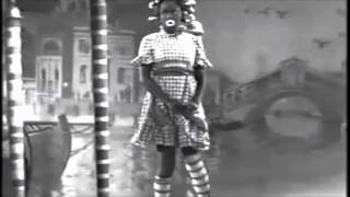 African American popular music: minstrel shows