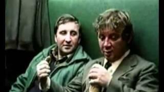 Kowalewski i Kłosowski - mistrzowski dialog w pociągu