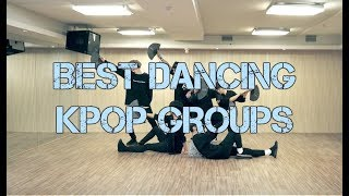 [TOP 12] Best Dancing KPOP Groups (boys)