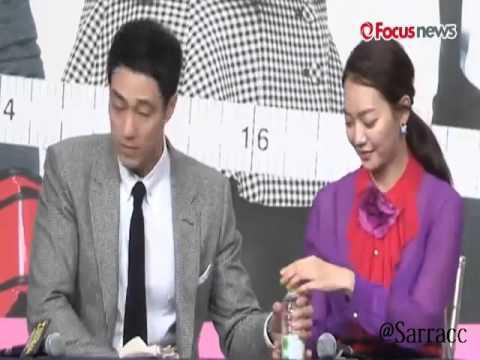 So Ji Sub and  Shin Min Ah SWEET MOMENTS [SoShinCouple]