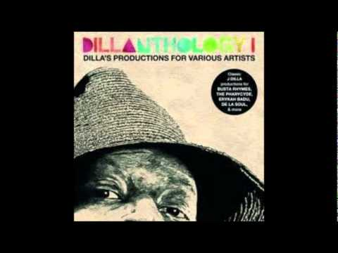 J Dilla - Didn't Cha Know (Eryka Badu-Soulquarian Remix(?))