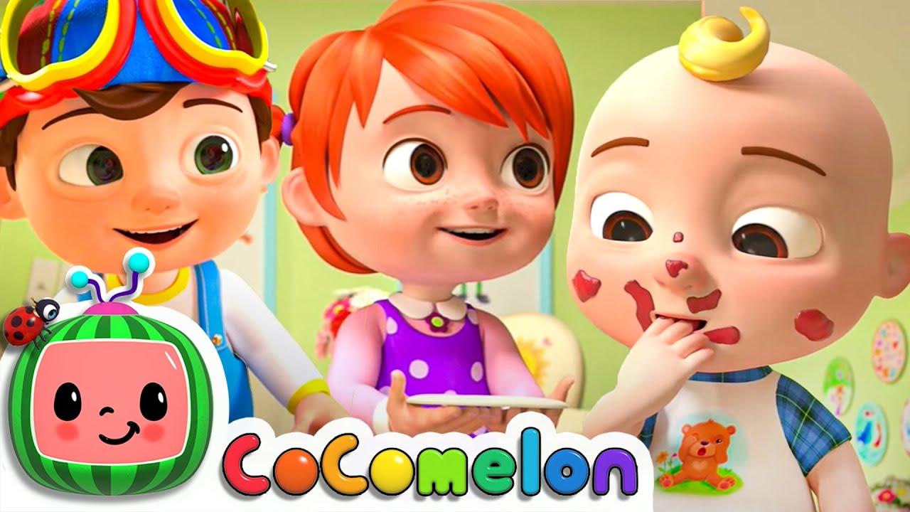 Pizza Song + More Nursery Rhymes & Kids Songs   Best CoComelon Baby Songs   Moonbug Kids