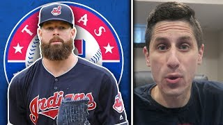 Corey Kluber TRADED to Texas Rangers FOR NOTHING | MLB Hot Stove