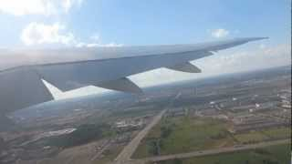 PIA 777-200 Toronto to Islamabad, Taxi and Take Off at Pearson International Airport Toronto HD