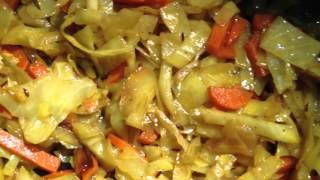 Индийская солянка. Вегетарианские блюда