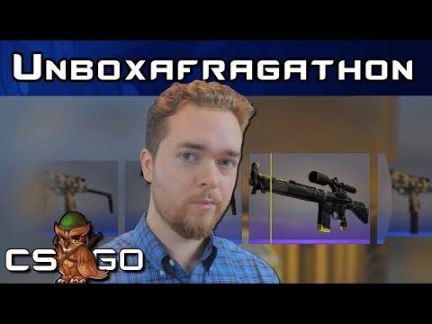 Unboxafragathon - Panorama UI Bonus Special!
