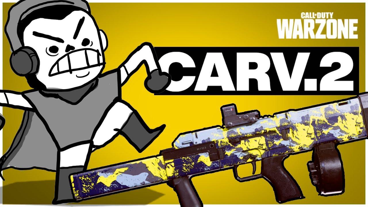 Se acuerdan del CARV.2 en Warzone?
