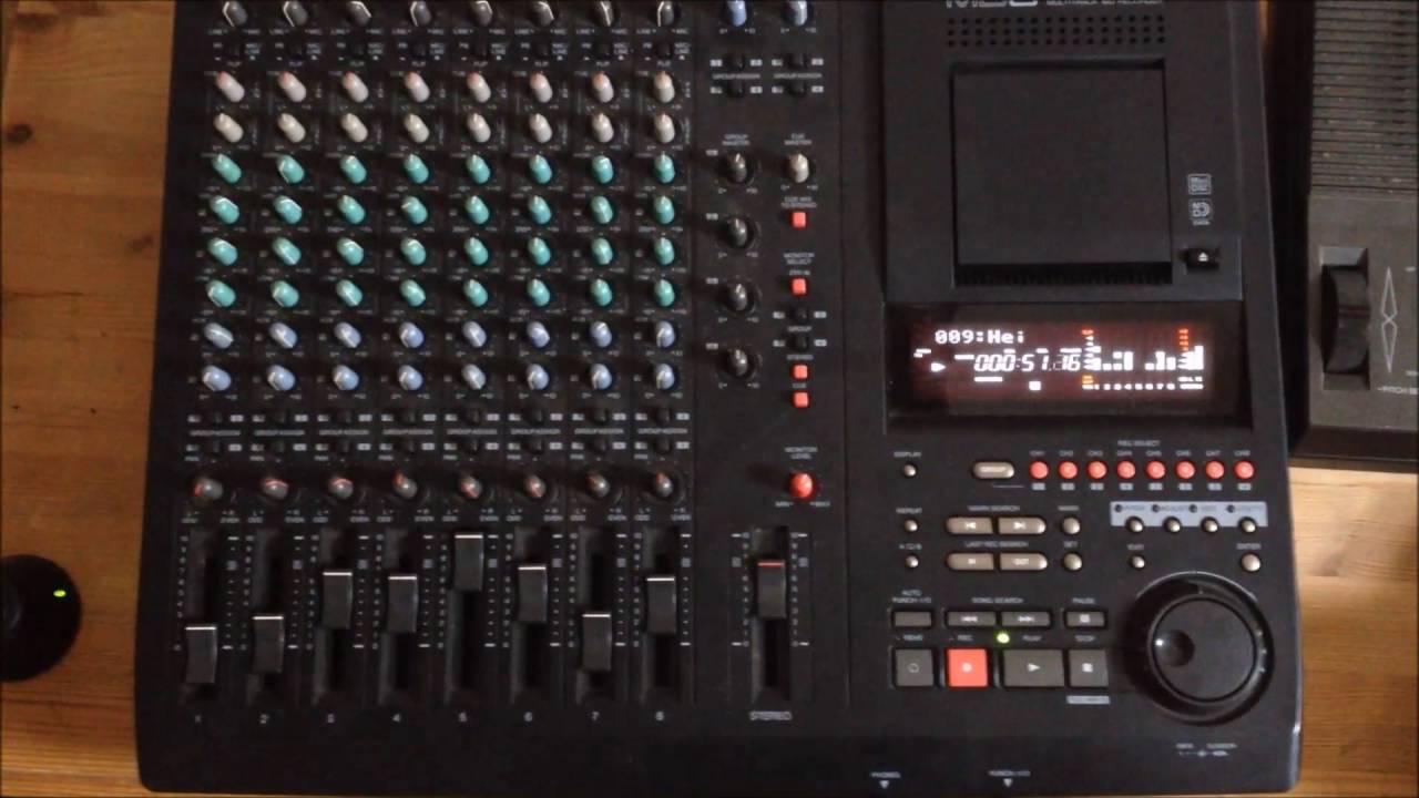 Yamaha Multitrack Recorder
