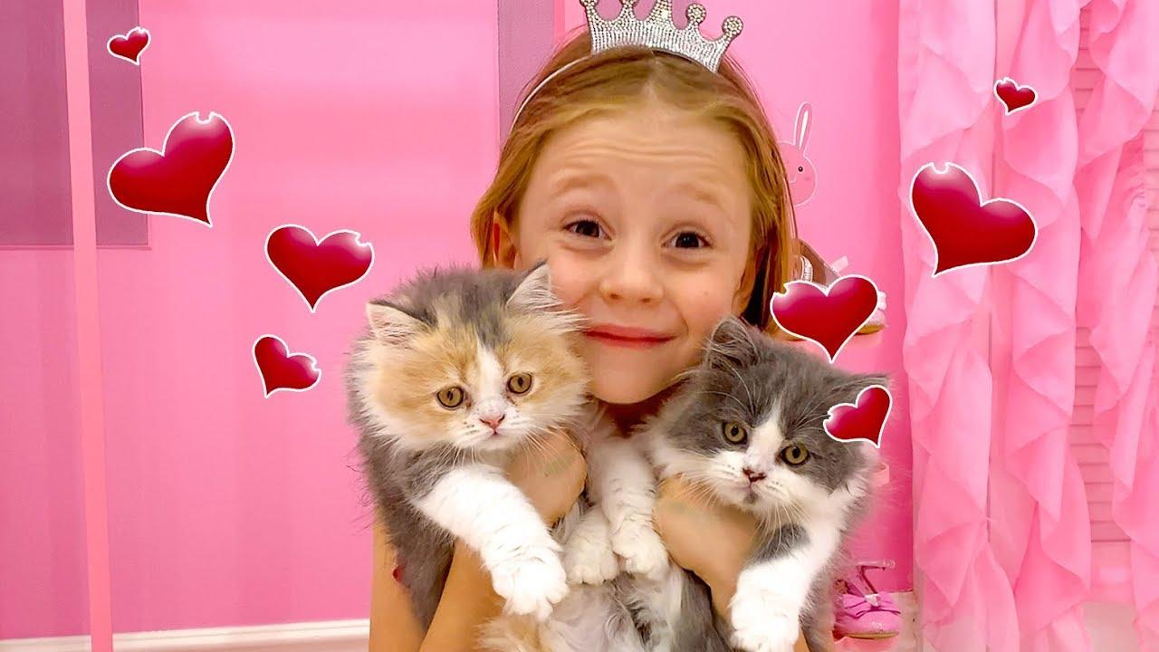 Nastya Cat