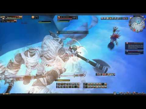 [Aura Kingdom] Arquero/Crusader - Tundra Escarchada 5j (Party Mode)